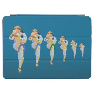蹴る空手カスタマイズ可能な武道 iPad AIR カバー