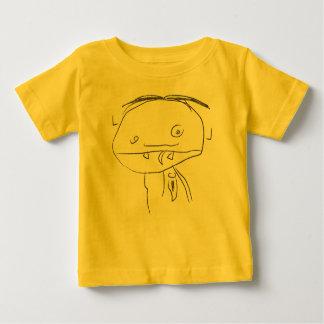 身なりのよい巨人 ベビーTシャツ