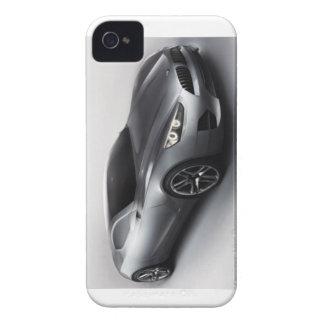 車のブラックベリーの箱 Case-Mate iPhone 4 ケース