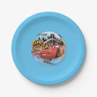 車の紙皿 ペーパープレート