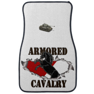 車の装甲Cavのフロアマット カーマット