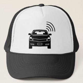 車センサーの衛生中継Wifi キャップ