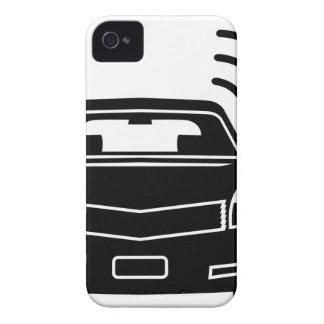 車センサーの衛生中継Wifi Case-Mate iPhone 4 ケース