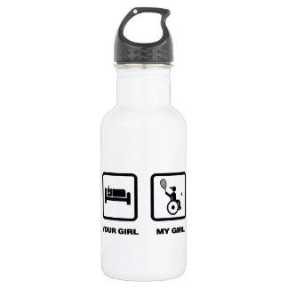車椅子のテニス ウォーターボトル