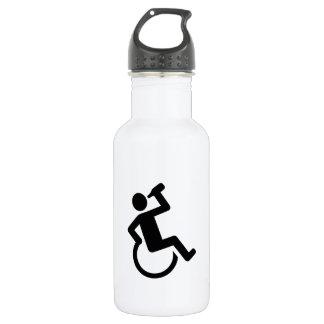車椅子の飲むこと ウォーターボトル
