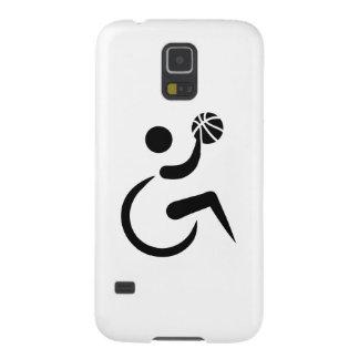車椅子バスケットボール GALAXY S5 ケース