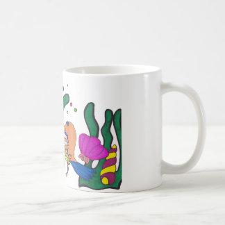 車海老のパーティー コーヒーマグカップ