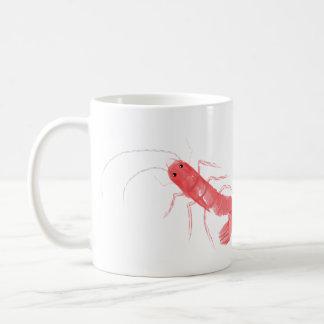車海老のマグ コーヒーマグカップ