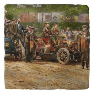 車競争-長い旅行1906年の終わり トリベット