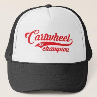 車輪のチャンピオン キャップ