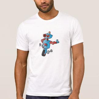 車輪のロボット。 Tシャツ