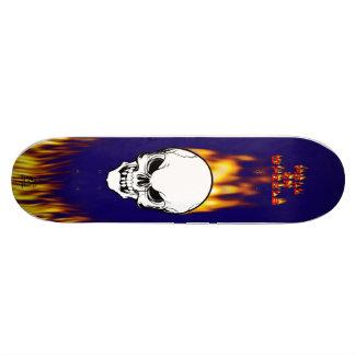 車輪の地獄 スケートボード