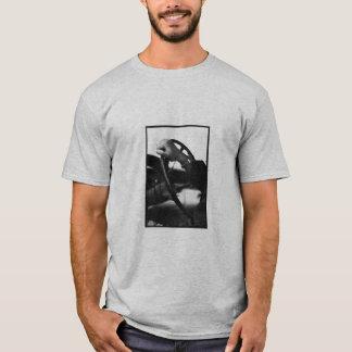 車輪の手 Tシャツ