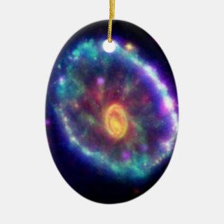 車輪の銀河系 セラミックオーナメント