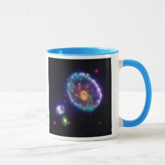 車輪の銀河系 マグカップ