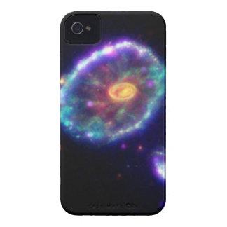 車輪の銀河系 Case-Mate iPhone 4 ケース