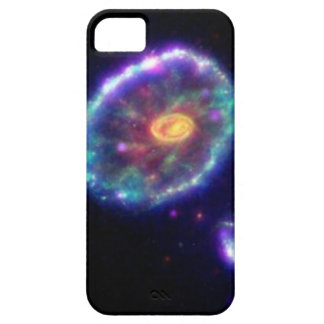 車輪の銀河系 iPhone SE/5/5s ケース