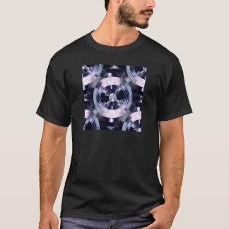 車輪の錯覚 Tシャツ