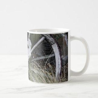 車輪 コーヒーマグカップ