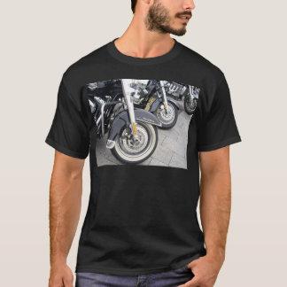 車輪 Tシャツ