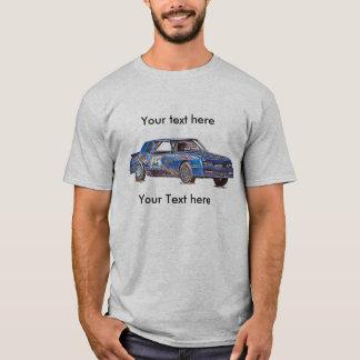 車15のzazzle、ここのあなたの文字、ここのあなたの文字 tシャツ