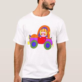 車300dpiのイラストレーターのコピー tシャツ