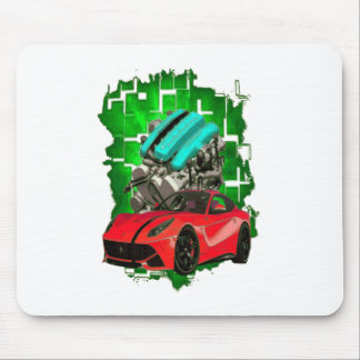 車 マウスパッド