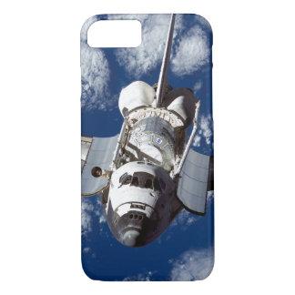 軌道のスペースシャトル iPhone 7ケース