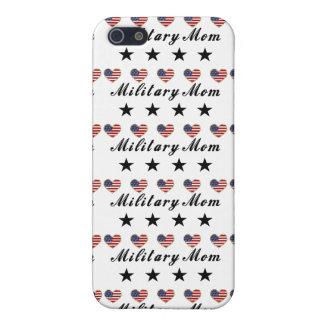 軍のお母さん iPhone 5 ケース