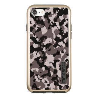 軍のカムフラージュパターン|ブラウン迷彩柄 INCIPIO DualPro SHINE iPhone 8/7ケース