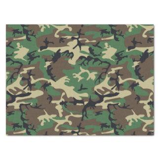 軍のカムフラージュ 薄葉紙