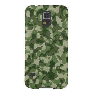 軍のカムフラージュ GALAXY S5 ケース