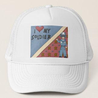 軍のコレクションの空軍兵士の人の帽子 キャップ