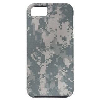 軍のデジタル迷彩柄のiPhone 5の場合 iPhone SE/5/5s ケース