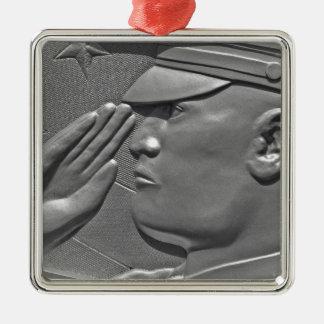 軍の兵士の退役軍人の記念品のオーナメント メタルオーナメント