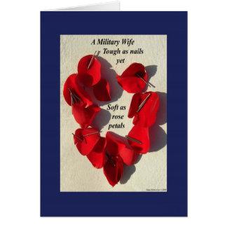 軍の妻… カード