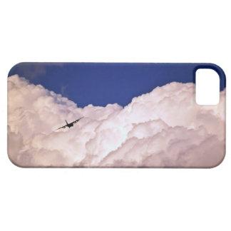軍の輸送の飛行機のiPhone 5の場合 iPhone 5 ケース