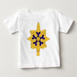 軍事情報の記章 ベビーTシャツ