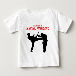 軍戦士 ベビーTシャツ