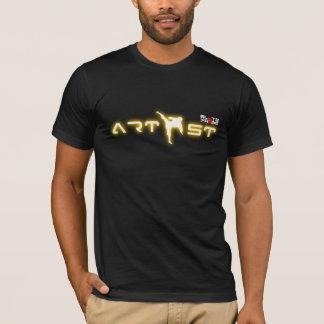 軍芸術家 Tシャツ