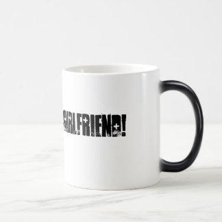 軍隊のガールフレンド モーフィングマグカップ