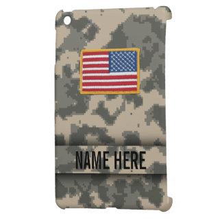 軍隊のスタイルのデジタルカムフラージュiPad Mini iPad Miniカバー