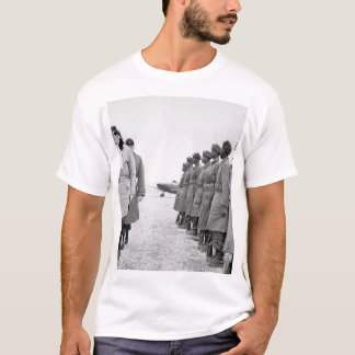 軍隊のダグラスの_Warイメージの概要 Tシャツ