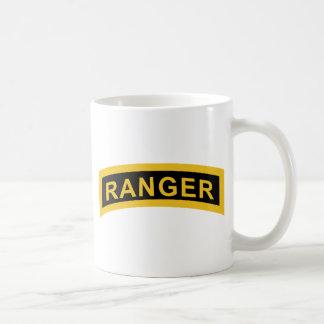 軍隊のレーンジャータブ コーヒーマグカップ