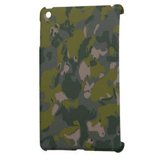 軍隊の兵士のベトナムのスタイルのための軍のカムフラージュ iPad MINIケース
