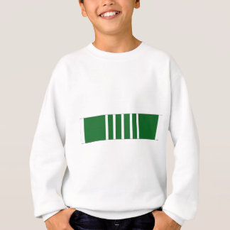 軍隊の称揚章 スウェットシャツ
