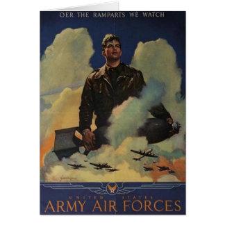 軍隊の空気 カード