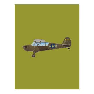 軍隊の空軍 ポストカード