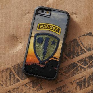 軍隊の空輸のレーンジャーのlrrpsの退役軍人の獣医 tough xtreme iPhone 6 ケース