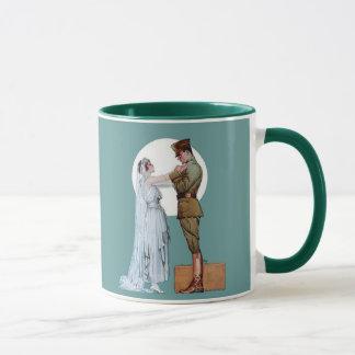 軍隊の花嫁 マグカップ